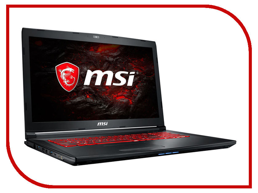 Ноутбук MSI GL72M 7RDX-1484XRU 9S7-1799E5-1484 (Intel Core i7-7700HQ 2.8 GHz/8192Mb/1000Gb + 128Gb SSD/No ODD/nVidia GeForce GTX 1050 2048Mb/Wi-Fi/Bluetooth/Cam/17.3/1920x1080/DOS) ноутбук msi ws60 6qj 641ru core i7 7700hq 2 8ghz 15 6 32gb 1tb ssd256gb p3000 w10p64 9s7 16k232 413