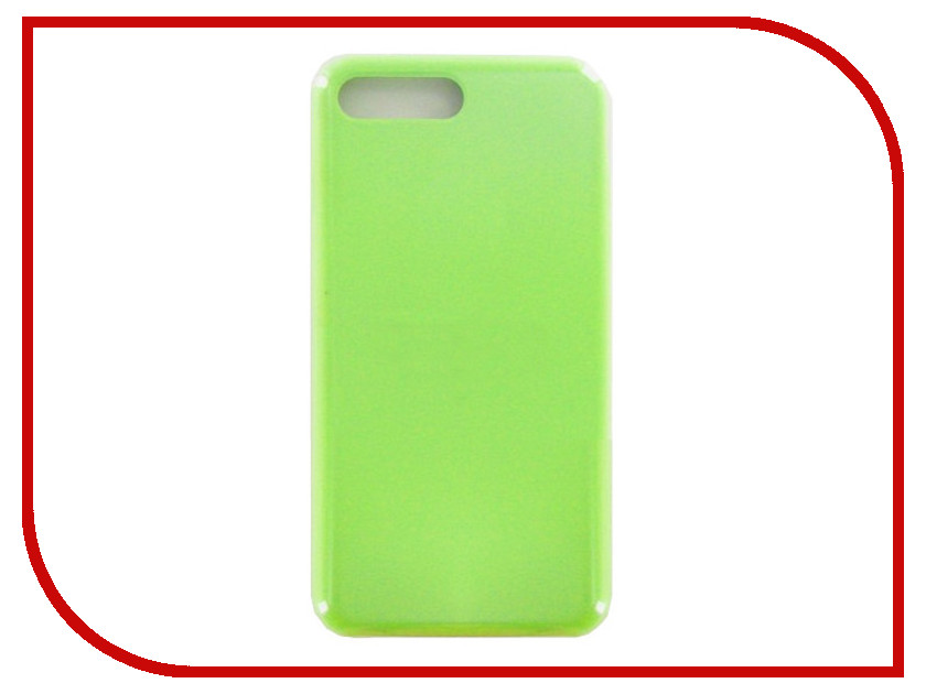 Аксессуар Чехол Krutoff для APPLE iPhone 7 / 8 Plus Silicone Case Mint 10788 airress waterproof case cover for iphone 7 plus