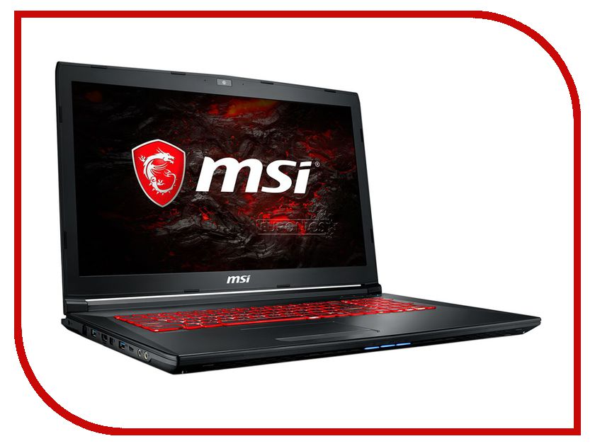 Ноутбук MSI GL72M 7REX-1481XRU 9S7-1799E5-1481 (Intel Core i7-7700HQ 2.8 GHz/8192Mb/1000Gb/No ODD/nVidia GeForce GTX 1050Ti 4096Mb/Wi-Fi/Bluetooth/Cam/17.3/1920x1080/DOS) ноутбук msi phantom pro 201ru gs43vr 7re core i7 7700hq 2 8ghz 14 16gb 1tb gtx 1060 dos 9s7 14a332 201