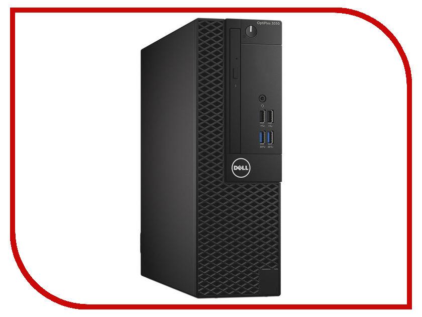 Настольный компьютер Dell Optiplex 3050 SFF Black 3050-8251 (Intel Core i5-7500 3.4 GHz/8192Mb/256Gb SSD/DVD-RW/Intel HD Graphics/LAN/Windows 10 Pro 64-bit)