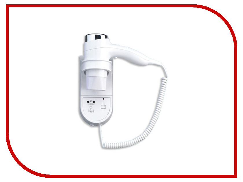 Фен настенный Ksitex F-1600 WS