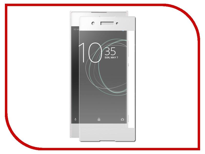 Аксессуар Защитное стекло для Sony Xperia XA1 Onext 3D White 41314 аксессуар защитное стекло sony xperia xa1 luxcase 0 33mm 82170