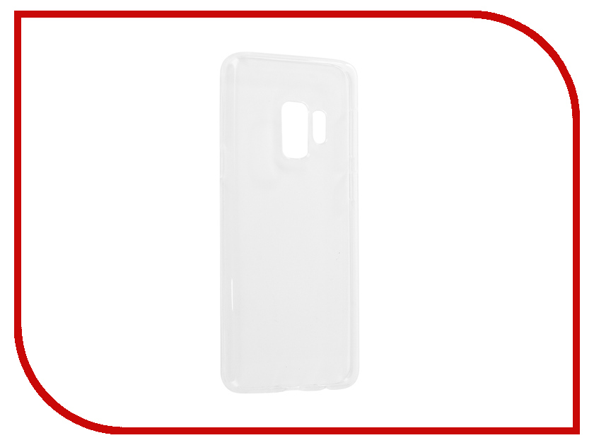 Аксессуар Чехол Samsung Galaxy S9 Onext Silicone Transparent 70560 аксессуар чехол xiaomi redmi 4 onext silicone transparent 70500