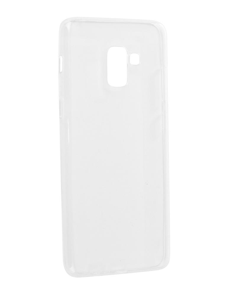 Аксессуар Чехол Onext для Samsung Galaxy A8 Plus 2018 Silicone 70558 аксессуар чехол onext для samsung galaxy j5 2017 silicone transparent 70516