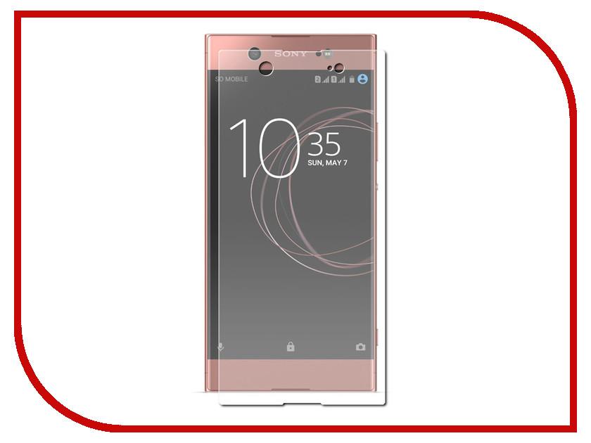 Аксессуар Защитное стекло Sony Xperia XA1 Ultra Onext 41272 защитное стекло для sony g3212 xperia xa1 ultra onext 3d на весь экран с белой рамкой
