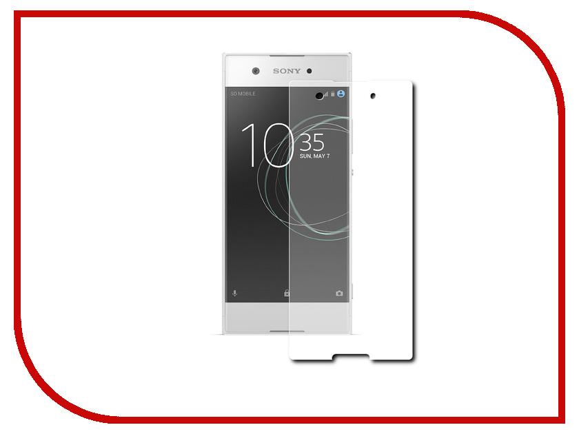 Аксессуар Защитное стекло Sony Xperia XA1 Onext 41271 защитное стекло для sony g3212 xperia xa1 ultra onext 3d на весь экран с белой рамкой