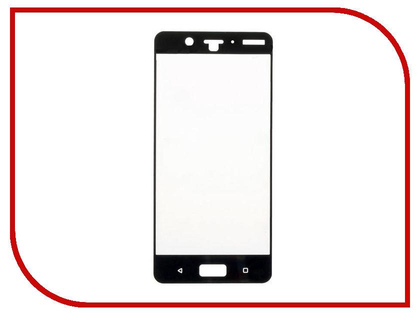 Аксессуар Защитное стекло Nokia 8 Onext c рамкой Black 41437 защитные стекла liberty project защитное стекло lp для nokia 630 tempered glass 0 33 мм 9h ударопрочное