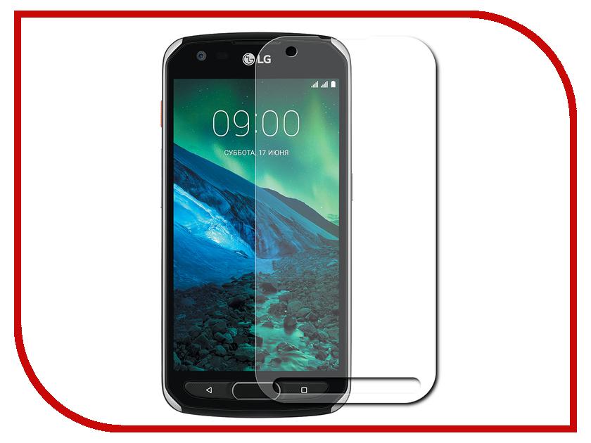 Аксессуар Защитное стекло для LG M710 X Venture Onext 41358 смартфон lg x venture