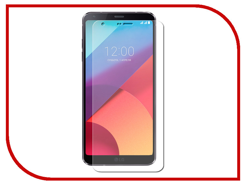 Аксессуар Защитное стекло для LG G6 Onext 41268 цена