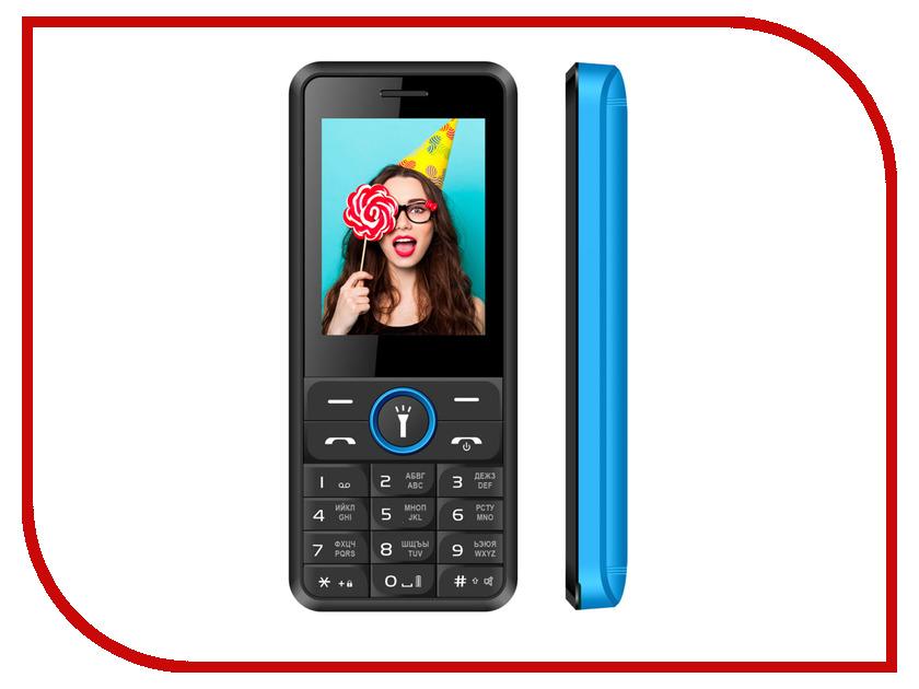 Сотовый телефон Irbis SF51 Azure ноутбук irbis nb25 nb25