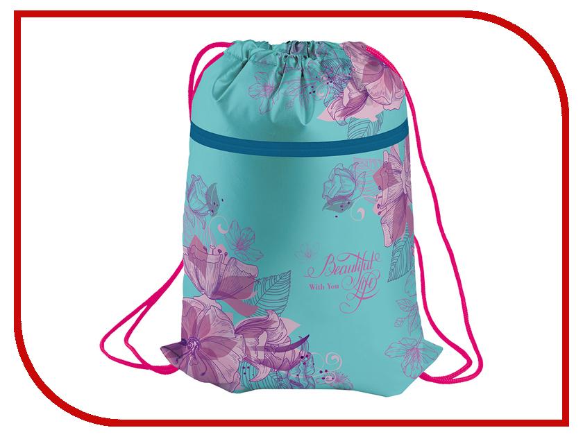Мешок для обуви Berlingo Flowers MS05301 256502 парфюмированная вода montale orange flowers 20 мл