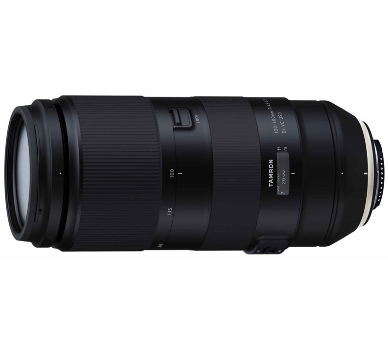 Объектив Tamron Nikon 100-400mm F/4.5-6.3 Di VC USD A035N