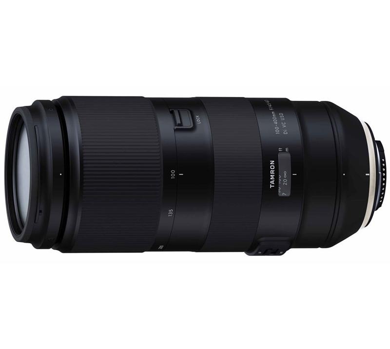 Объектив Tamron Canon 100-400mm F/4.5-6.3 Di VC USD A035E объектив tamron 17 35mm f 2 8 4 di osd canon