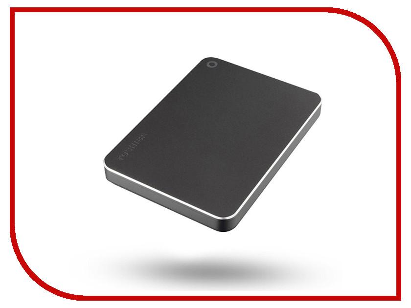 Жесткий диск Toshiba Canvio Premium 2Tb Dark Grey Metallic HDTW220EB3AA nowley 8 6163 0 2