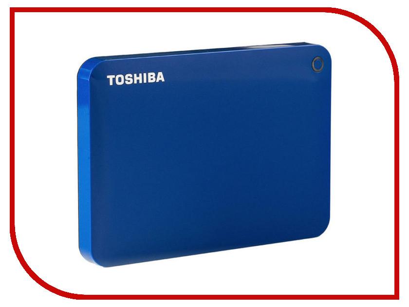 Жесткий диск Toshiba Canvio Advance 1Tb Blue qs 183 advance blue