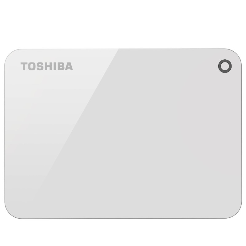 Жесткий диск Toshiba Canvio Advance 1Tb White