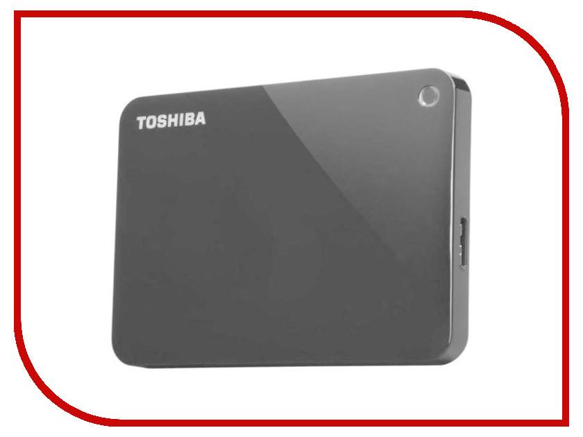 Жесткий диск Toshiba Canvio Advance 1Tb Black