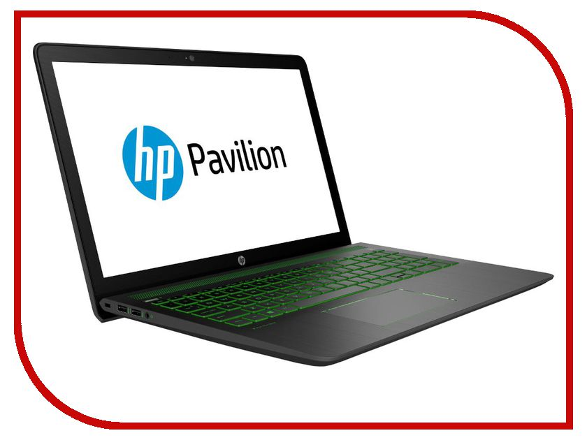 Ноутбук HP Pavilion Power 15-cb013ur 2CM41EA (Intel Core i5-7300HQ 2.5 GHz/8192Mb/1000Gb/nVidia GeForce GTX 1050 2048Mb/Wi-Fi/Cam/15.6/1920x1080/DOS) core power