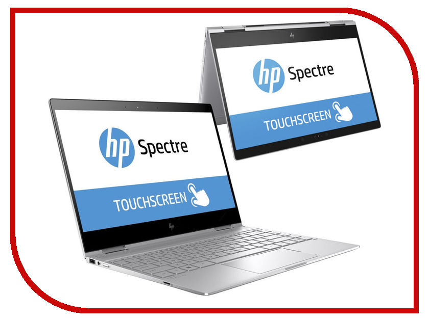 Ноутбук HP Spectre x360 13-ae003ur 2QG16EA (Intel Core i7-8550U 1.8 GHz/16384Mb/1000Gb SSD/No ODD/Intel HD Graphics/Wi-Fi/Bluetooth/Cam/13.3/3840x2160/Touchscreen/Windows 10 64-bit) ноутбук hp spectre x360 13 ae011ur 2vz71ea intel core i7 8550u 1 8 ghz 16384mb 512gb ssd no odd intel hd graphics wi fi cam 13 3 1920x1080 windows 10 64 bit