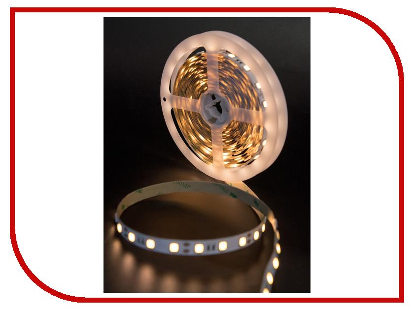 Светодиодная лента SWGroup SMD5054 14.4W 12V 5m IP33 Warm светодиодная лента swgroup smd5050 14 4w 12v 60 led m 5m ip20 green