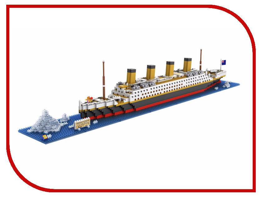 Фото Конструктор LoZ Титаник 1860 дет. LZ9389