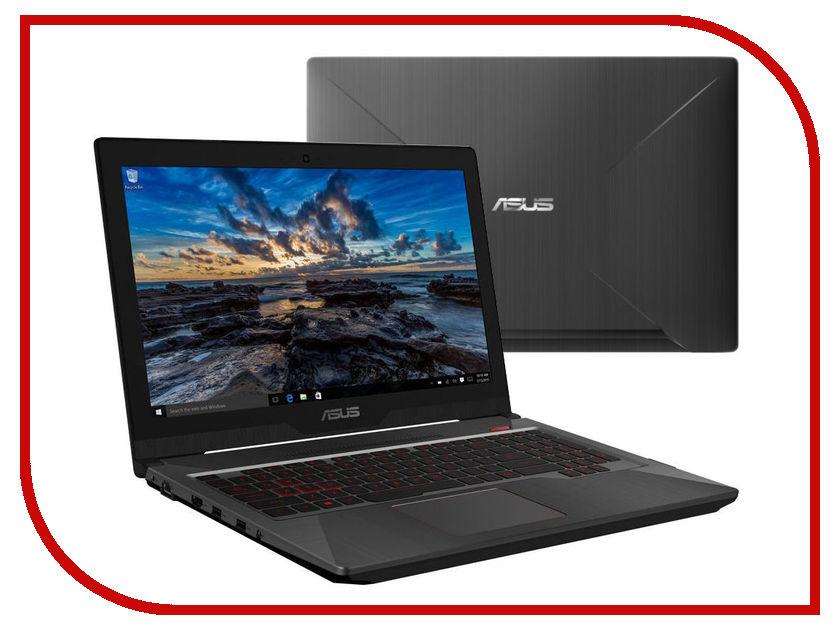 Ноутбук ASUS FX503VD (Intel Core i5 7300HQ 2500 MHz/15.6/1920x1080/8Gb/1128Gb HDD+SSD/DVD нет/NVIDIA GeForce GTX 1050/Wi-Fi/Bluetooth/Без ОС) ноутбук asus fx503vd e4235t 15 6 intel core i5 7300hq 2 5ггц 8гб 256гб ssd nvidia geforce gtx 1050 2048 мб windows 10 90nr0gn1 m04540 черный