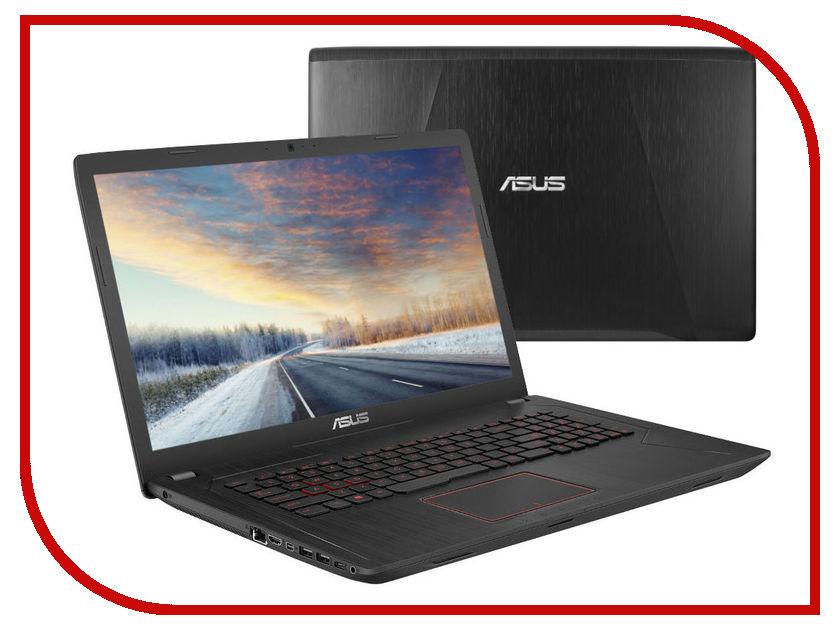 Ноутбук ASUS ROG FX753VD-GC451 90NB0DM3-M08360 (Intel Core i7-7700HQ 2.8 GHz/12288Mb/1000Gb + 128Gb SSD/DVD-RW/nVidia GeForce GTX 1050 2048Mb/Wi-Fi/Cam/17.3/1920x1080/Endless) ноутбук asus rog gl753vd gc140 17 3 1920x1080 intel core i7 7700hq