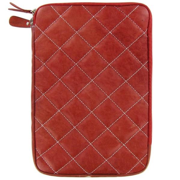 Аксессуар Чехол Krutoff Clever Rombo Series 10-inch Red 21374