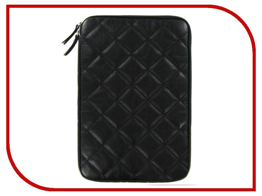 Аксессуар Чехол Krutoff Clever Rombo Series 10-inch Black 21377