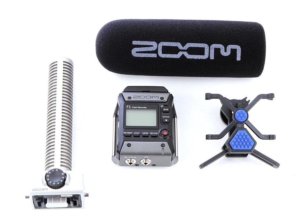 Рекордер Zoom F1-SP