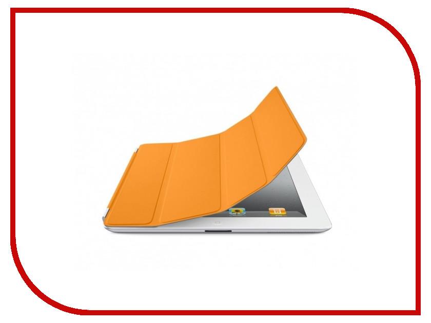 Аксессуар Чехол Krutoff Clever Total Protection Kit для APPLE iPad 2 Orange 10213
