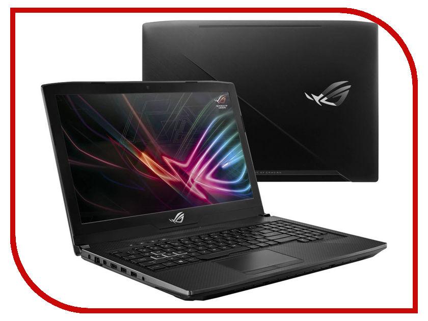Ноутбук ASUS ROG GL503VS-EI092 90NR0G51-M02330 (Intel Core i7-7700HQ 2.8 GHz/16384Mb/1000Gb + 256Gb SSD/No ODD/nVidia GeForce GTX 1070 8192Mb/Wi-Fi/Cam/15.6/1920x1080/DOS) ноутбук acer predator triton 700 pt715 51 78su 15 6 1920x1080 intel core i7 7700hq nh q2ker 003