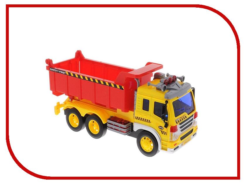 Игрушка Dave Toy Junior Tracker Самосвал 33024 автотрек dave toy автомойка 32033