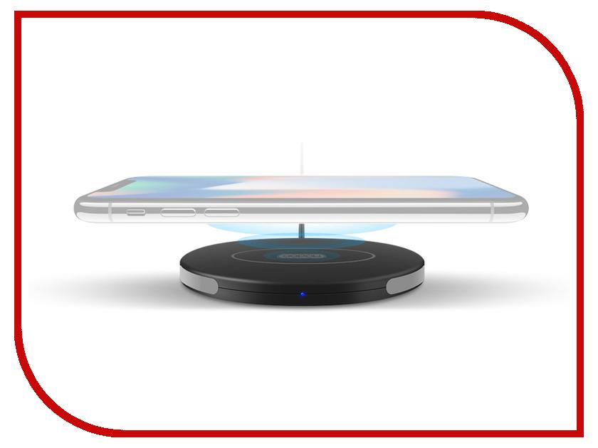 Зарядное устройство QQPOW WCH-W001 Black olto wch 4200 сетевое зарядное устройство