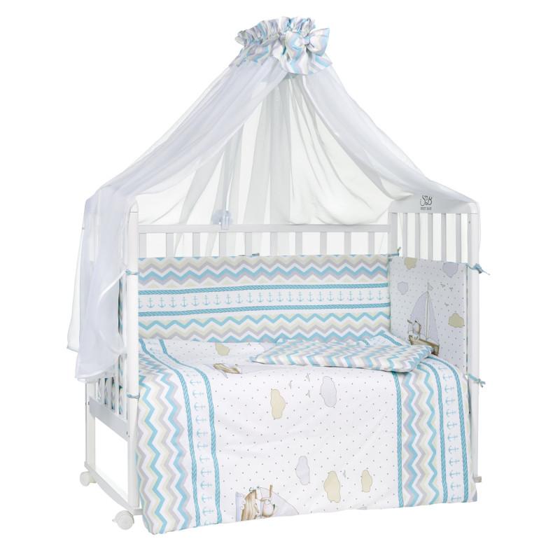 Комплект Sweet Baby Vela Сатин Beige 412843