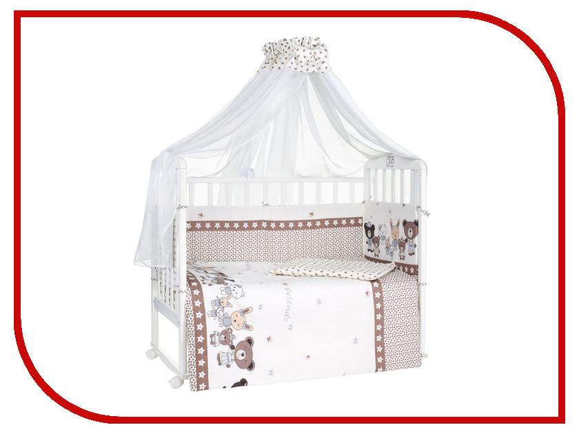 Постельное белье Sweet Baby Peluche Комплект Детский Сатин Beige 412839 комоды italbaby большой peluche