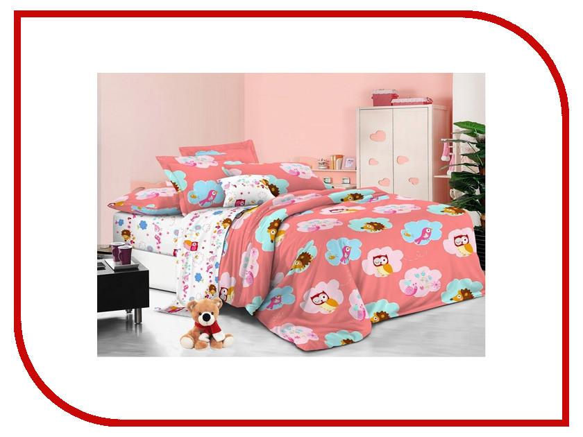 Постельное белье Sweet Baby Grande Nuvole Комплект 1.5 спальный Поплин 412624 roomble декоративный цветок в горшке baby bird grande