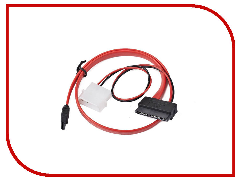 Аксессуар Кабель Gembird Cablexpert Combo Molex+SATA - microSATA CC-MSATA-001 sata 09519