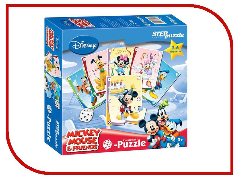 Пазл Step Puzzle Микки Маус 87201