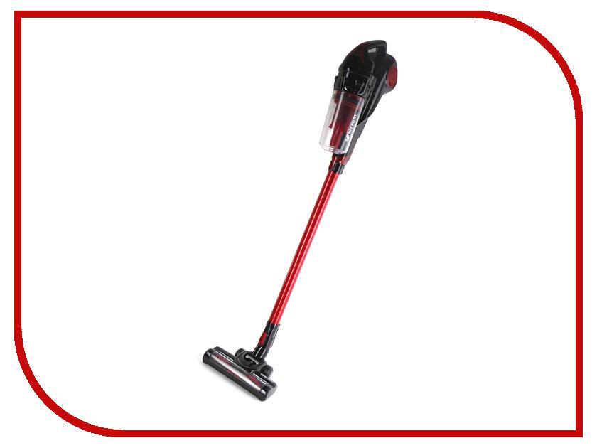 Пылесос Kitfort KT-517-1 Red-Black ручной пылесос handstick kitfort kt 526 1 400вт синий белый