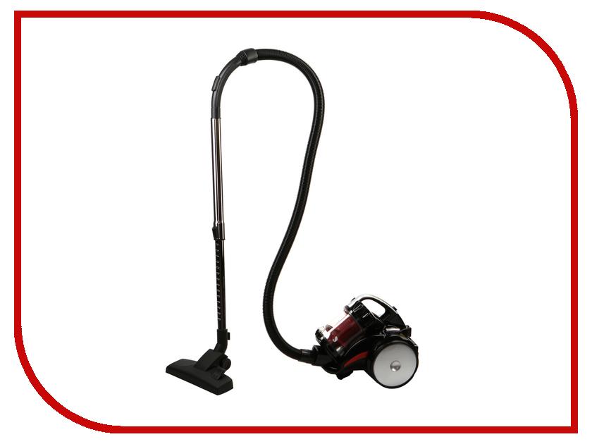Пылесос Kitfort KT-522-1 Red-Black ручной пылесос handstick kitfort kt 526 1 400вт синий белый