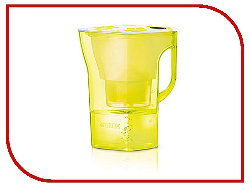 Фильтр для воды Brita Navelia Yellow фильтр для воды brita aluna cool white
