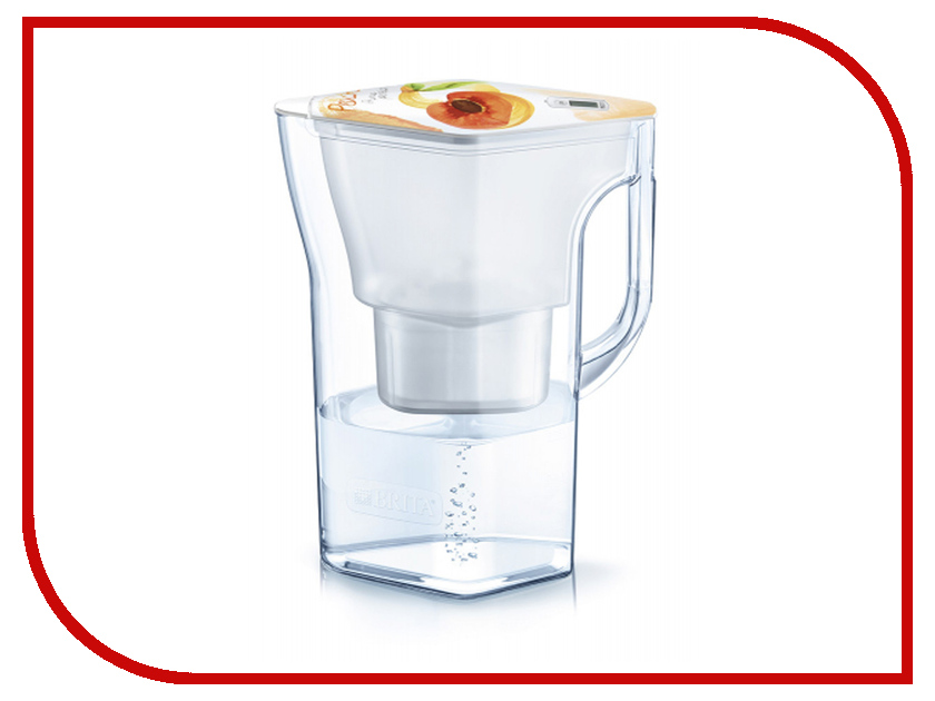 Фильтр для воды Brita Navelia Peach bols peach 700ml