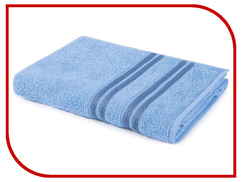 Полотенце Aquarelle Адриатика 70x140cm Light-Blue 702563 полотенце aquarelle стамбул 70x140cm white blue 710397