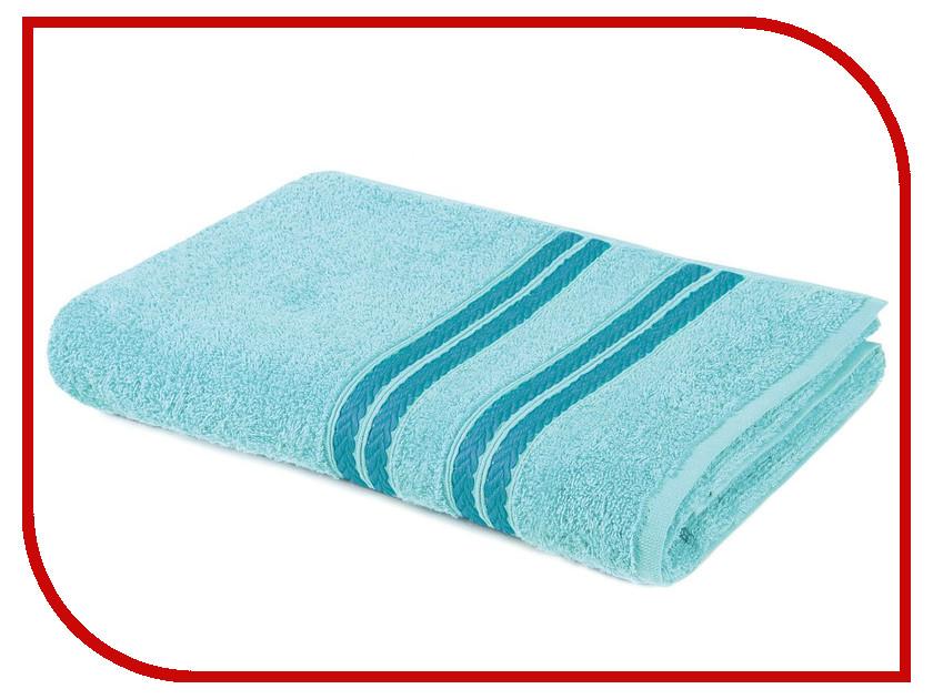 Полотенце Aquarelle Адриатика 70x140cm Aqua 702560 полотенце aquarelle стамбул цвет белый травяной 70 х 140