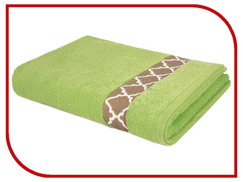 Полотенце Aquarelle Таллин вид 1 50x90cm Green 707760 полотенца банные aquarelle полотенце aquarelle размер 70 140см серия таллин цвет ваниль