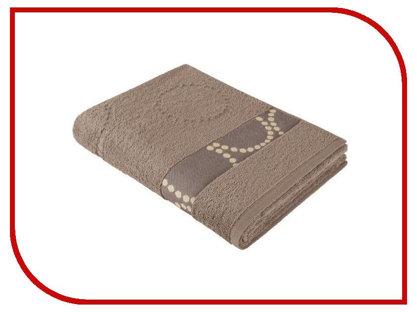 Полотенце Aquarelle Таллин вид 2 50x90cm Chocolate 707765 полотенце махр aquarelle таллин 35х70см мокко