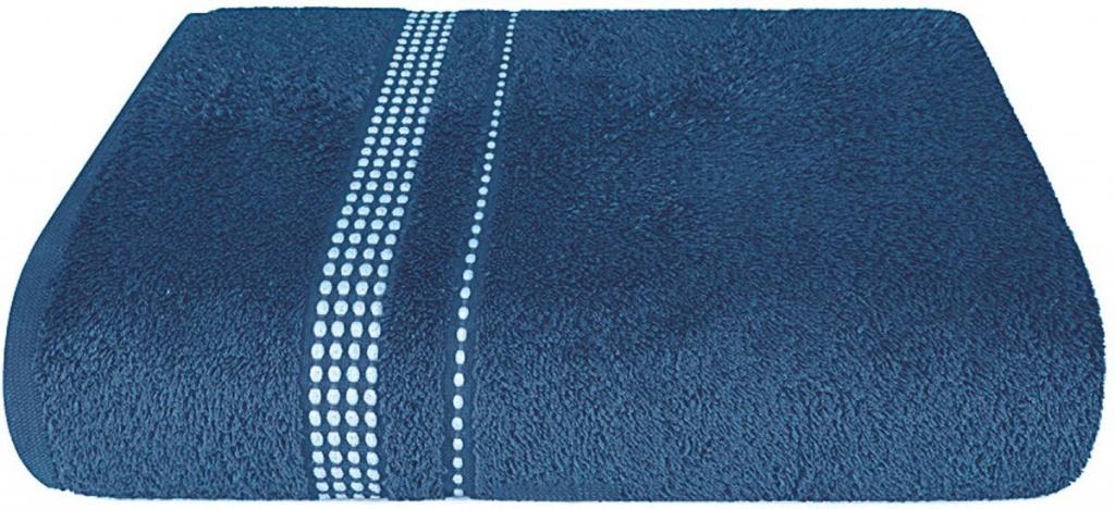 Полотенце Aquarelle Лето 40x70 Dark Blue 713461