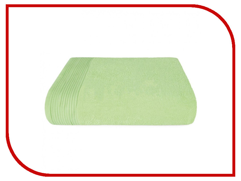 Полотенце Aquarelle Палитра 70x130 Light Green 713197