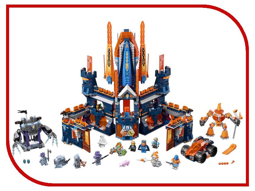 Конструктор Lepin Next Cavaliers Королевский замок Найтон 1313 дет. 14037 мицелий грибов шампиньон королевский субстрат объем 60 мл